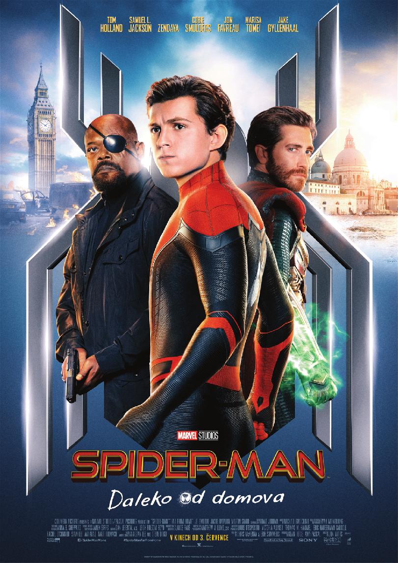 spiderman Tipy na film