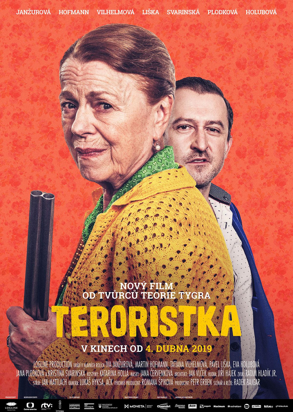 teroristka Tipy na film
