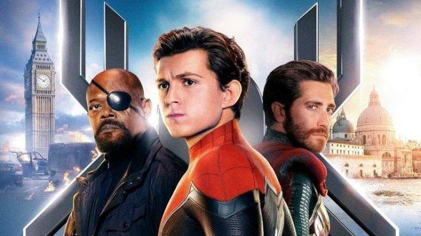 spiderman- letní kino